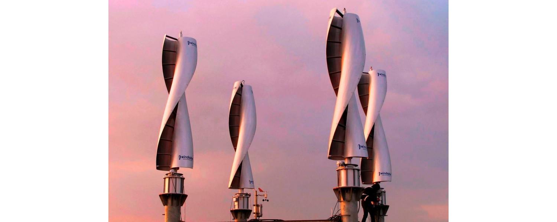 Tuabin điện gió OY Winside đứng đầu ngành công nghệ sản xuất điện năng từ gió bằng trục đứng. Hiệu năng sản xuất điện hiệu quả và vượt trội, có thể lắp đặt được ở bất cứ nơi đâu, đặc biệt ở những nơi xa mạng lưới điện như hải đảo, vùng núi cao hay khu đông dân cư. Hoạt động công suất tối đa khi có bão, bền bỉ và tuổi thọ cao,